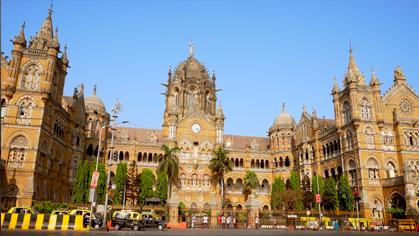 Gare Centrale Mumbai CST : le Chaos organisé